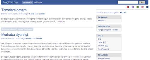 CryBook – Facebook Clone Teması Türkçe