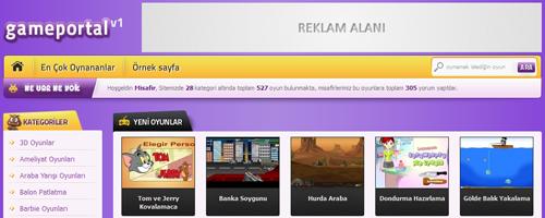 WordPress Oyun Teması – Ücretsiz