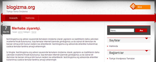 WordPress iDream v 1.0.2 Türkçe [Son Sürüm]