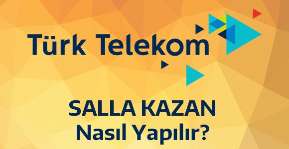 Türk Telekom Salla Kazan