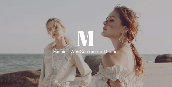 Moren – Moda Eticaret WordPress Teması